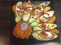 Kebab Beyti sarma